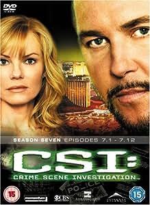 csi crime scene investigation las vegas season 7 part 1 dvd non us format. Black Bedroom Furniture Sets. Home Design Ideas