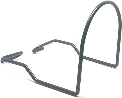 ACCESSOIRES-LITERIE Topes de colchón instalación rápida Gris (4pieces)