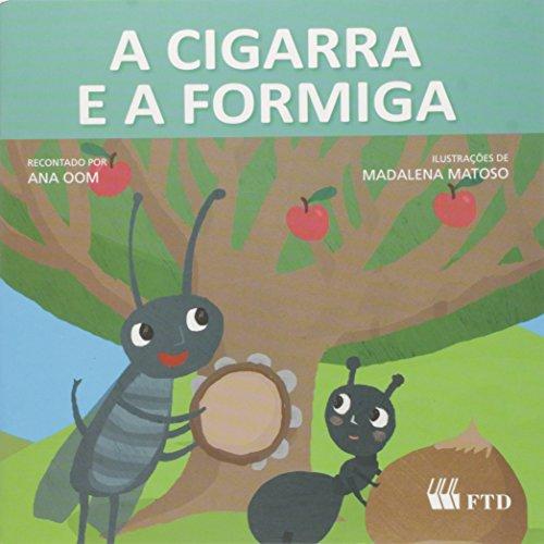 A Cigarra e a Formiga-Col. Era uma vez..