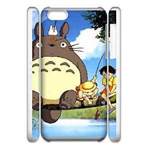 iphone 6 4.7 3D Phone Case My Neighbour Totoro Case Cover PP7D553911