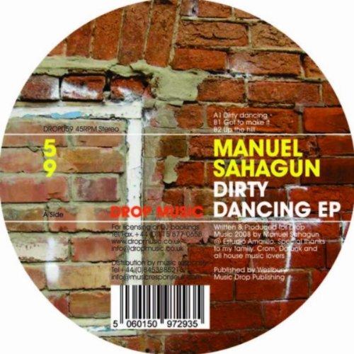 Manuel Sahagun - Dirty Dancing EP
