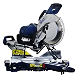 Doitpower 12-Inch Dual Bevel Sliding Compound Miter Saw with...