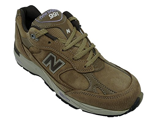 NEW BALANCE W991TNP Made in England marrone- footwear,shoes,sneaker,scarpe,sport,casual