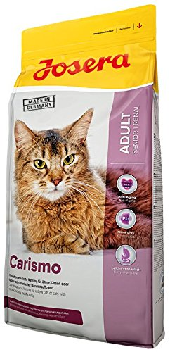 Josera Carismo Comida para Gatos - 10000 gr: Amazon.es: Productos para mascotas