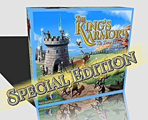 The King's Armory - The Tower Defense Board Game - Special Edition