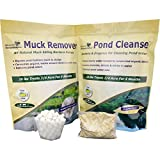Natural Pond Cleaner Pack   Pond Clarifier