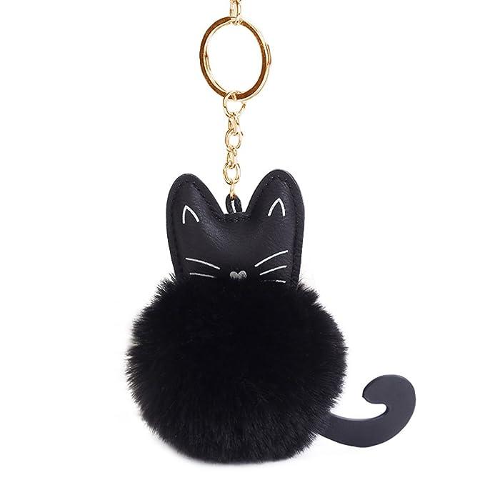 Amazon.com: youngate Mini forma de gato lindo gatito, conejo ...