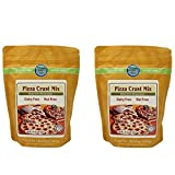 Authentic Foods Gluten Free Pizza Crust Mix - 2 Pack