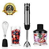 KOIOS 4 in 1 Hand Blender 400-Watts With - Best Reviews Guide