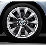 "4 X BMW Genuine LA Wheel Rim 18"" Turbine styling 415 320i 328i 328iX 335i 335iX Hybrid 3 F30"
