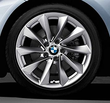 BMW Rims Style >> Amazon Com 4 X Bmw Genuine La Wheel Rim 18 Turbine Styling