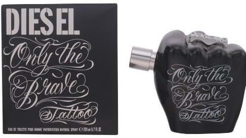 Diesel Only The Brave Tattoo by Diesel for Men 6.7 oz Eau de Toilette Spray