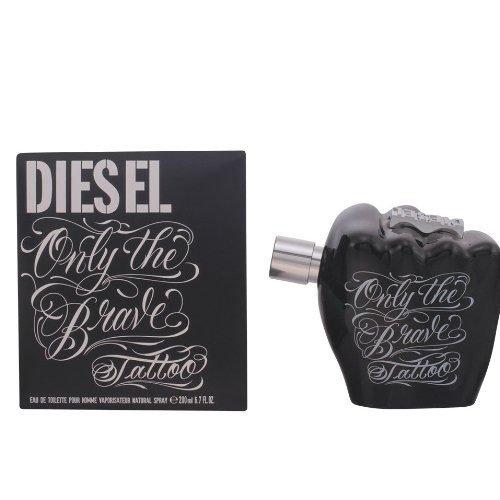 Diesel Only the Brave Tattoo homme / men Eau de Toilette Vaporisateur / Spray 200 ml, 1er Pack (1 x 200 ml)