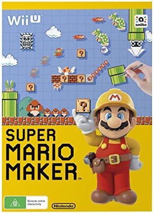 Nintendo Super Mario Maker with Art Book, Wii U - Juego (Wii U): Amazon.es: Videojuegos