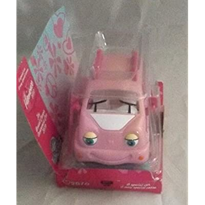 Chevron Cars Harmonee 2010 Special Edition Breast Cancer Awareness Car: Toys & Games