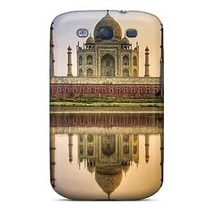 Fashion Protective Taj Mahal Case Cover For Galaxy S3