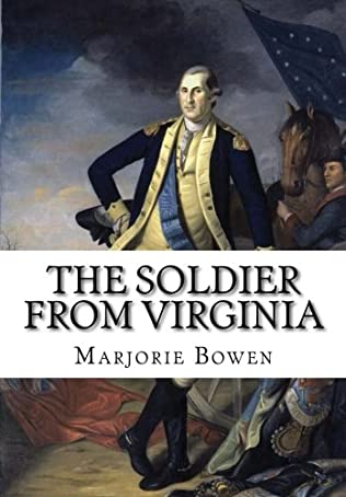 book cover of The Soldier from Virginia
