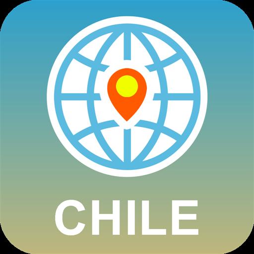 Chile Map Offline (Best Offline Map App)