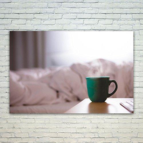 Westlake Art Poster Print Wall Art - Coffee Cup - Modern Pic
