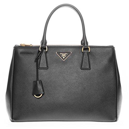 Prada-Womens-Saffiano-Lux-Executive-Tote-Bag-Black