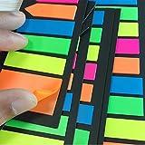 PietyPet Sticky Notes Index Label Text