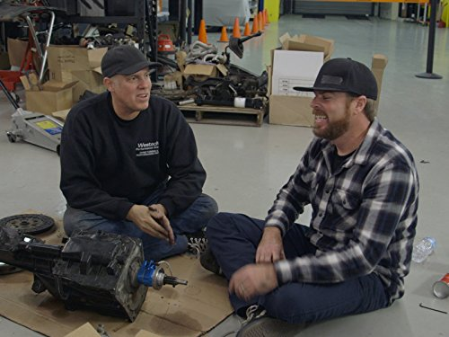 Engine-Swap Tips with Frei and Fin