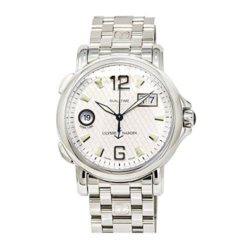 Ulysse-Nardin-Dual-Time-quartz-mens-Watch-223-88-Certified-Pre-owned