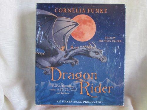Dragon Rider by Cornelia Funke Unabridged CD Audiobook pdf epub