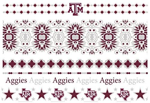 - Lulu DK Texas A&M Aggies Jewelry Flash Tattoos