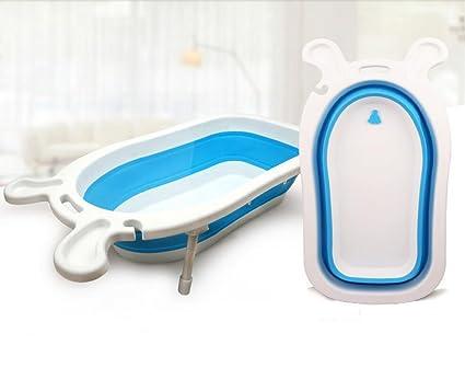 Vasca Da Bagno Bambini Pieghevole : Yugang vasca vaschetta per il bagno neonato vasca da bagno bambino