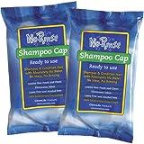 No Rinse Shampoo Cap Each - 2 Pack