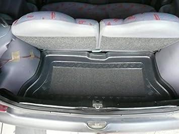 Kofferraumwanne mit Anti-Rutsch passend f/ür Renault Twingo I HB//3 1992