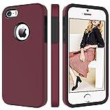 BENTOBEN Phone Case for Apple iPhone SE, iPhone 5S, iPhone 5, 2 in