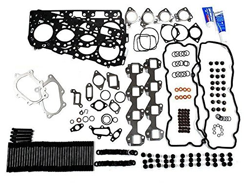 Sinister Diesel Heads Up Kit w//ARP Heads for 2001-2004 Duramax LB7