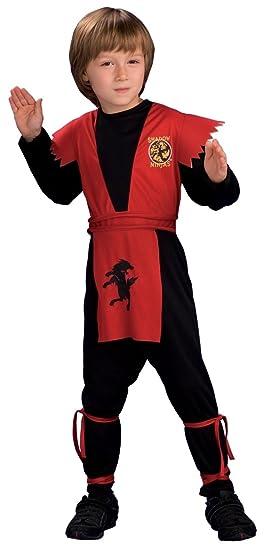 Rubie de - I-883787m - Traje - Disfraz - Boy - Ninja - Talla M