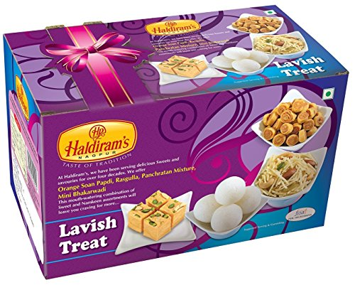 Diwali Sweets - Lavish Treat Festive Pack, 1.1kg - Styledivahub® (Diwali Treat)