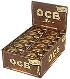 OCB rolls 15435 unbleached virgin paper