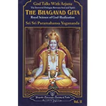 God Talks with Arjuna -The Bhagavad Gita: A set of 2 vols.