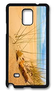 Adorable beach sand grass sunshine Hard Case Protective Shell Cell Phone For Case Samsung Note 3 Cover