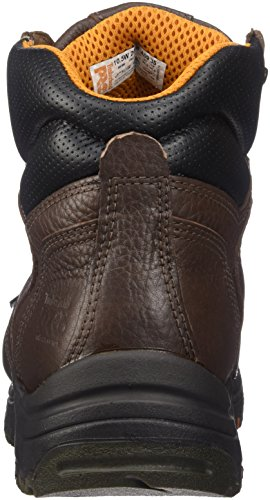 Mens marrone 10 Safety Mocha 26078 Timberland Work toe Titan Marrone Pro 6 Boot dark M Waterproof 5ZWqg