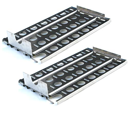 - Direct store Parts DP114 (2-pack) Stainless Steel Heat plates Replacement Lynx Gas Grill Models (2)