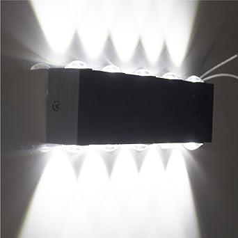 Vingo 10w Led Wandleuchte Innenleuchte Wandlampe Up Down Effekt