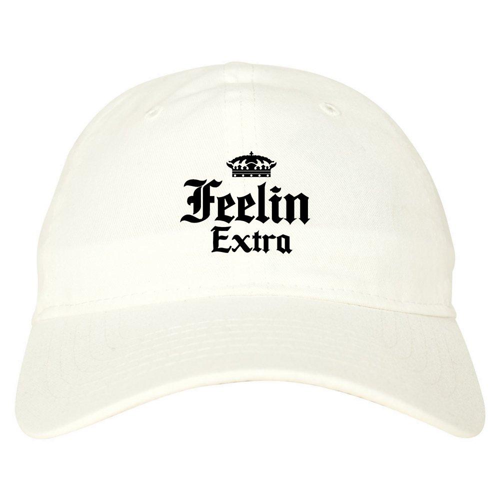 461667f2115 Amazon.com  FASHIONISGREAT Feeling Extra Dad Hat Baseball Cap Beige   Clothing