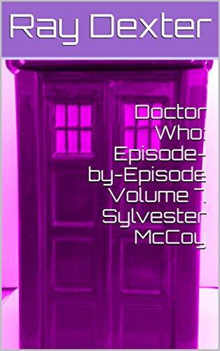 Doctor Who: Episode-by-Episode Volume 7 Sylvester McCoy
