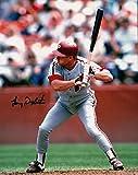 Lenny Dykstra Signed 8X10 Photo Autograph Auto Road at Bat Philadelphia Phillies