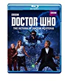 Image of Doctor Who: The Return of Doctor Mysterio [Blu-ray]