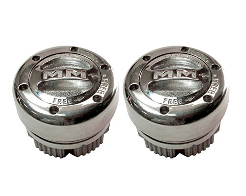 Mile Marker 104 Premium Manual Hub Set