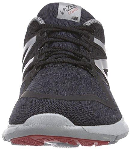 Chaussures Noir Course Balance Homme black silver New De Mcoas 064 7HwfEqa