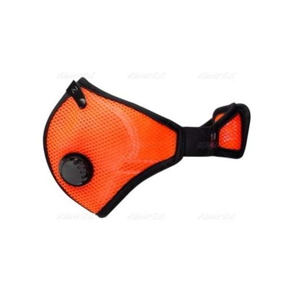 RZ Mask M2 Mask (Orange, Medium - Large) by RZ Mask