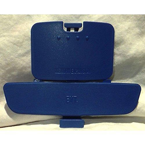 nintendo-n64-lid-door-cover-expansion-jumper-ext-pikachu-pokemon-blue